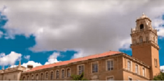 Texas Tech University/ Photo Taken From Entrance Video