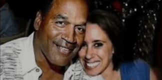CAsey Anthony And O.J. Simpson All Buddies-up. Photo Taken From Video.