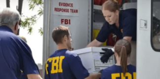 FBI handed over hundreds of files to congress about Clinton and the fake dossier. Photo captured from the video.